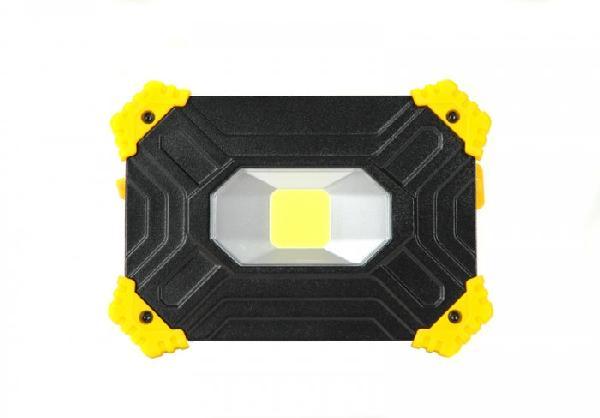 Projecteur led portable sur batterie compact 10W