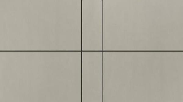 Panneau bardage fibre ciment EQUITONE TECTIVA TE00 8x3070x1240mm