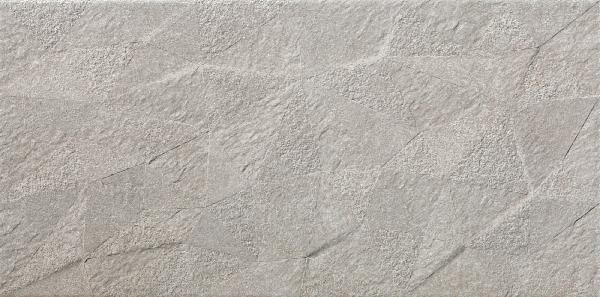 CARRELAGE BASALT ROCK MARFIL RECTIFIE 29X59CM EP.10MM