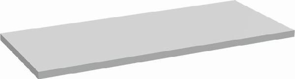 Plan sur mesure Ep.18mm EXTENSO mélaminé chêne sanremo