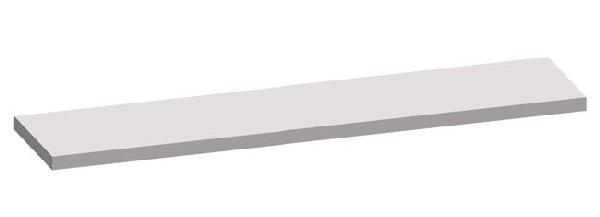 Etagère sur mesure Ep.18mm EXTENSO mélaminé chêne sanremo