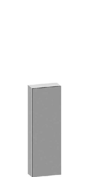 Colonne haute EXTENSO 1 porte chêne sanremo 30,4x91,6x16,5cm