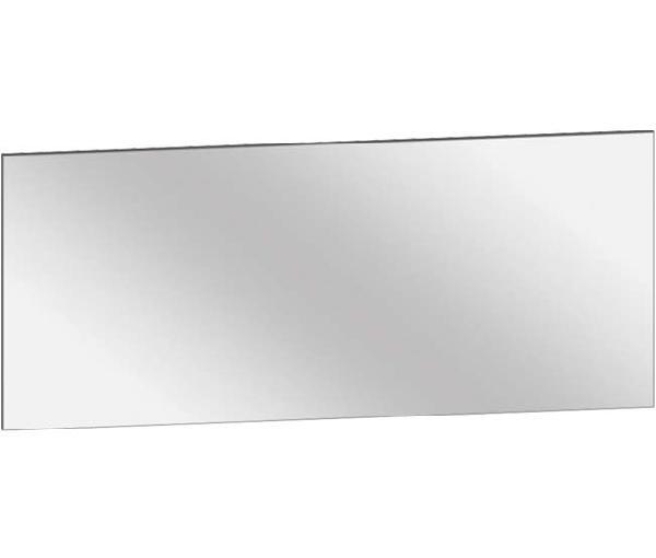 Miroir 140x60 cadre alu