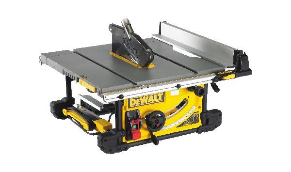 Scie à table DW745-QS Ø250mm 1 850W pour délignage
