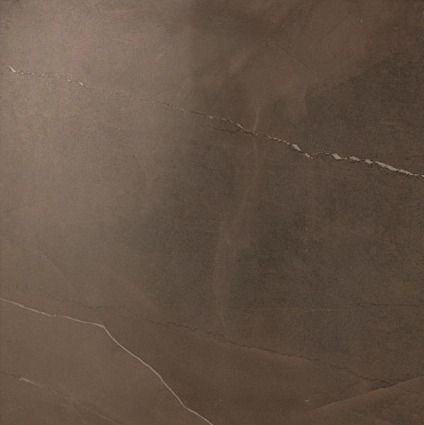 Carrelage MARVEL marron poli rectifié 60x60cm Ep.10mm