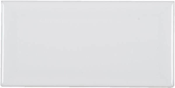faience carreaux m tro metro blanc brillant 7 5x15cm ep 7. Black Bedroom Furniture Sets. Home Design Ideas