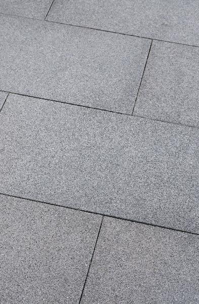Dalle granit LONDON flammée gris foncé G654 60 40cm Ep.20mm