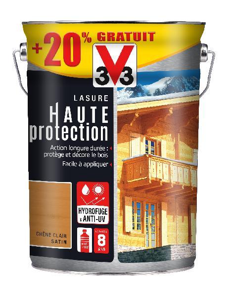 LASUR.HTE PROT.CH.CL.5L+20%G