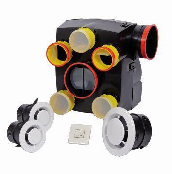 VMC QUALIT'AIR HYGROCOMUT kit