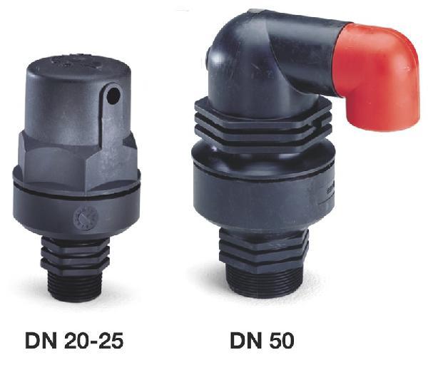VENTOUSE 701/40 DN040/65 3 FONCTIONS PFA16 AVEC ROBINET ISO PN10-16