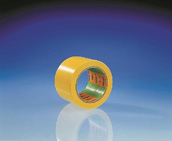 Ruban adhésif plastifié 6096 PVC jaune 50mmx33m