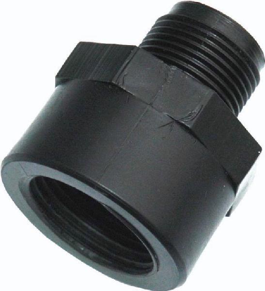 Réduction à visser PP hexagonal filetage taraudage 50/60-66/76