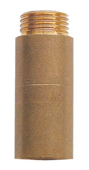 """Rallonge laiton mâle-femelle 3/4"""" 13mm"""