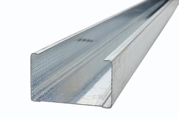 Montant métal 62/35 2,60m