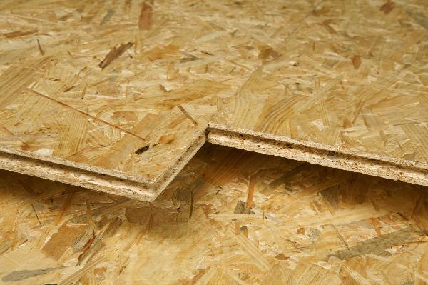 Dalle OSB3 KRONOPLY rainures languettes 25x2500x675mm