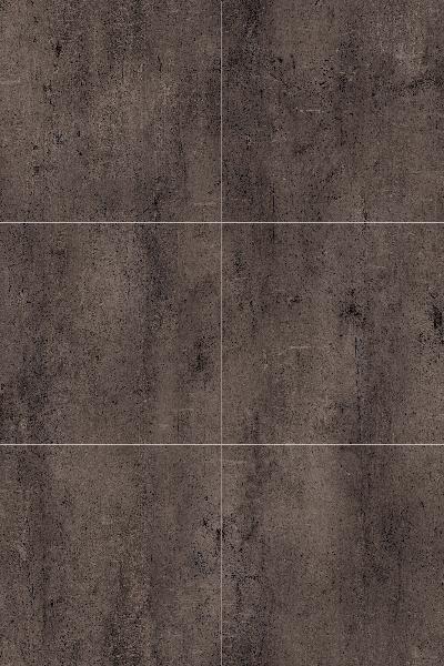 Sol vinyl PURE CLICK 55 zinc 5x612x306mm
