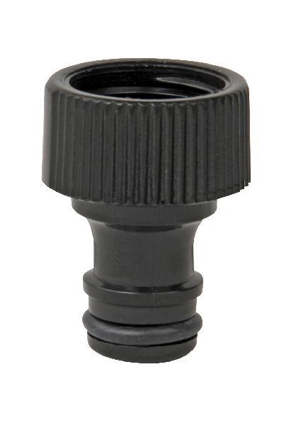 Nez de robinet plastique 15x21