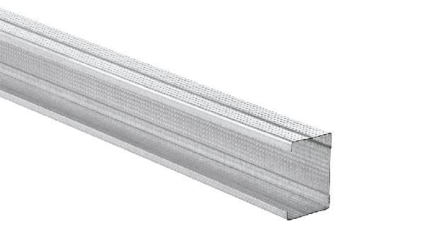 Montant métal 62/35 5.2/10eme hydro PREGYMETAL WAB Z275 XTRA 4,00m