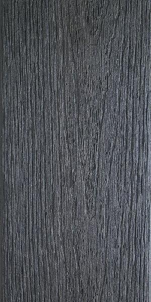 Lame terrasse SANCTUARY à clipser earl grey striée 24x135mm 3,65m