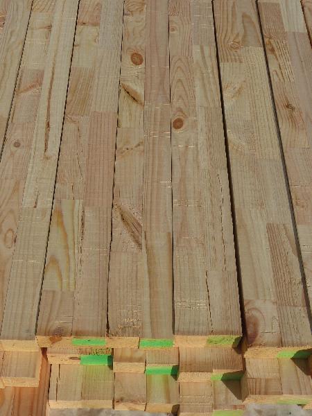 Bois lamellé-collé pin non traité 45x180mm 6,00m