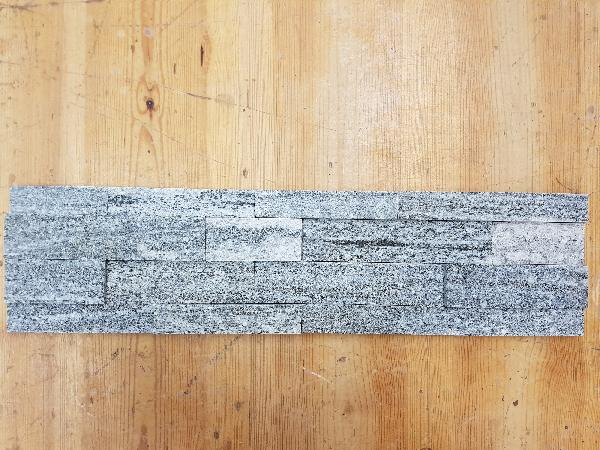 Parement pierre naturelle sur résine LAJA SMART 04 60x15cm