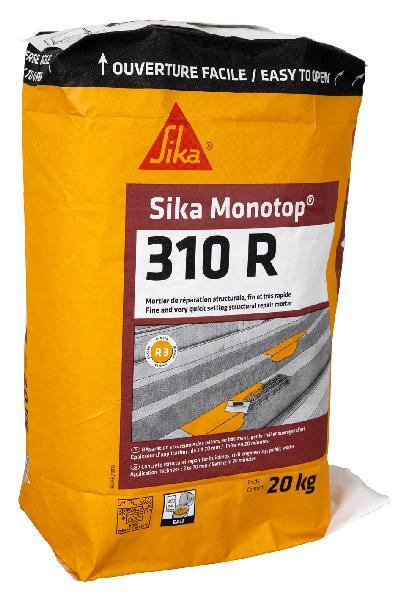 Mortier réparation SIKA MONOTOP 310R sac 20kg