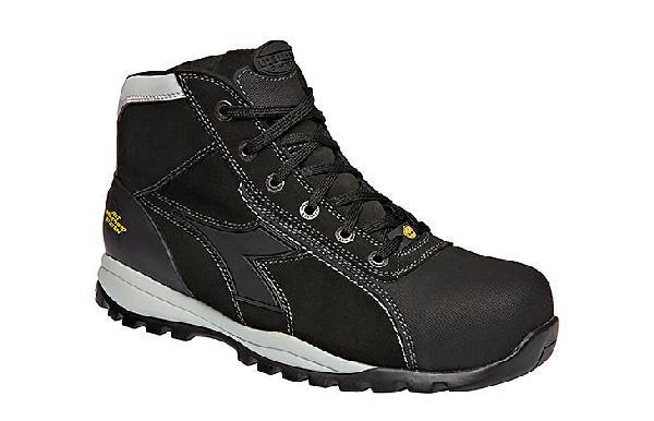 Chaussures de sécurité hautes GLOVE TECH noir S3 SRA HRO ESD T.42