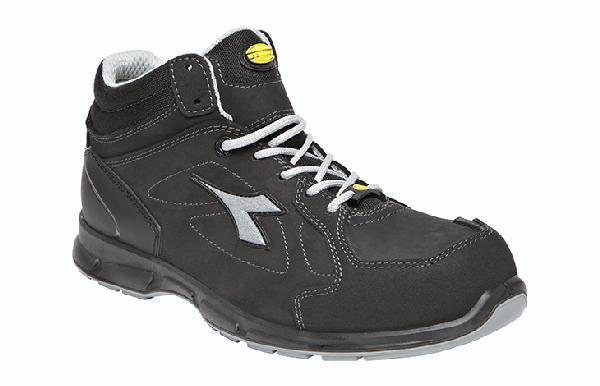 Chaussures de sécurité hautes D-FLEX noir S3 SRC ESD T.46