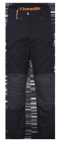 Pantalon HARPOON MULTI noir T.48