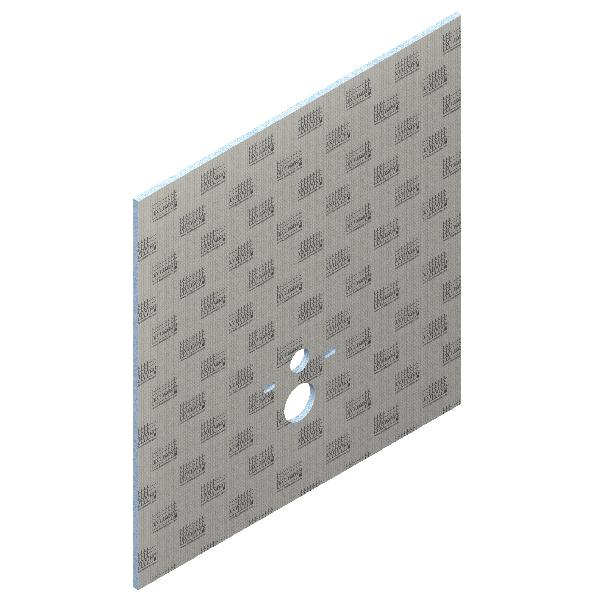 Elément habillage bâti-support TEC-VWD-P 125x120cm