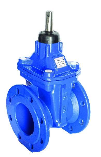 Vanne courte DN100 FSH ISO PN10-16 EURO 20® assainissement