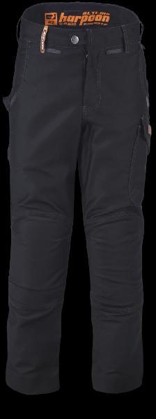 Pantalon HARPOON ALTI MOLESKINE noir T.40 pour charpentier/couvreur