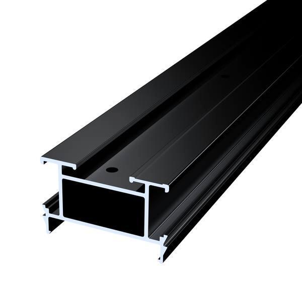 Support rail Click system grand format aluminium 501220 4,00m
