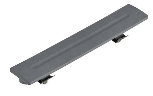 Embout de finition DECK 150 bois composite gris perle boite 20