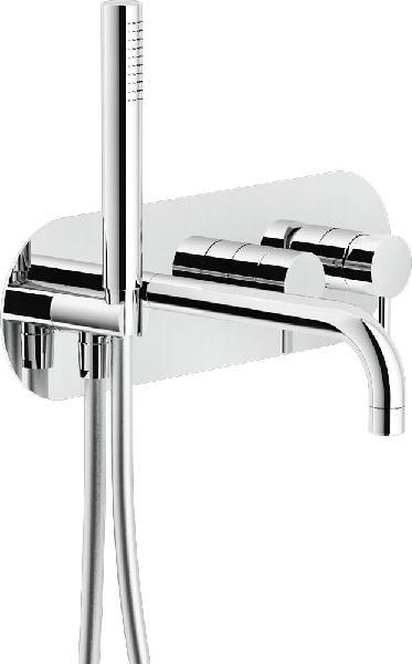 Mitigeur bain/douche à encastrer LIVE chromé