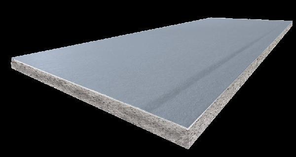 Doublage PREGYMAX 13+40 SPV 250x120cm R=1,30