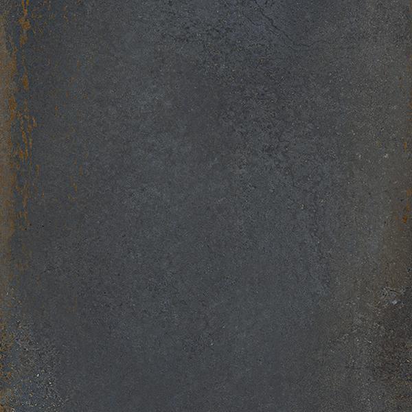 Carrelage FERROCEMENTO nero semi poli rectifié 59,5x59,5cm Ep.10mm