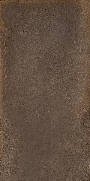 Carrelage FERROCEMENTO rame semi poli rectifié 60x120cm Ep.10mm