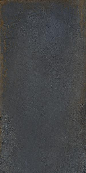 Carrelage FERROCEMENTO nero semi poli rectifié 60x120cm Ep.10mm