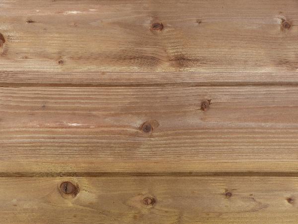 Bardage pin autoclave CL4 brun élégie 21x135mm 3,90m paquet(s) 5