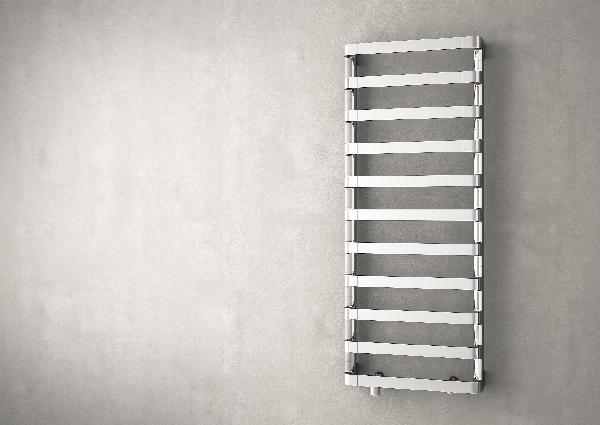Sèche -serviette STEP B 700W gris perle 50x172cm