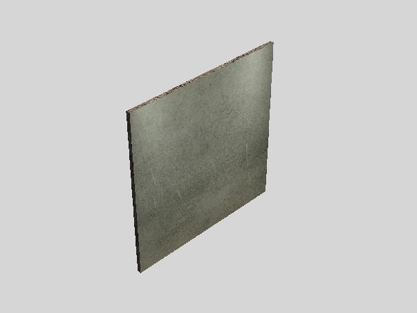 Crédence gris copperfield 09x3000x640mm