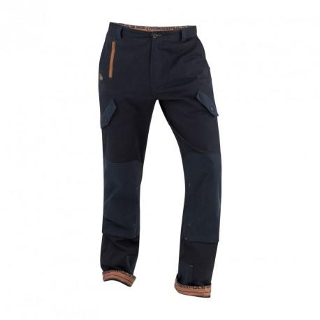 Pantalon genouillères MIX & MATCH marine T.42