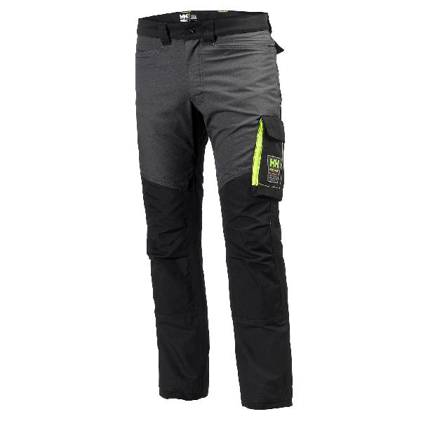 Pantalon de travail AKER WORK PANT noir/gris T.42
