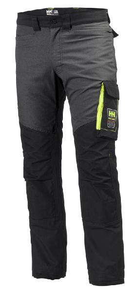 Pantalon de travail AKER WORK PANT noir/gris T.44