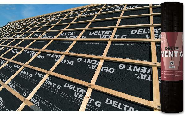 Ecran de sous toiture pour toiture pente DELTA VENT G HPV R3 50x1,50m