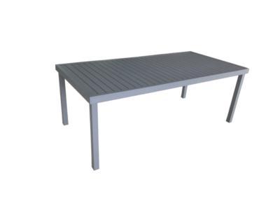 Table aluminium MATIRA 2 x1m