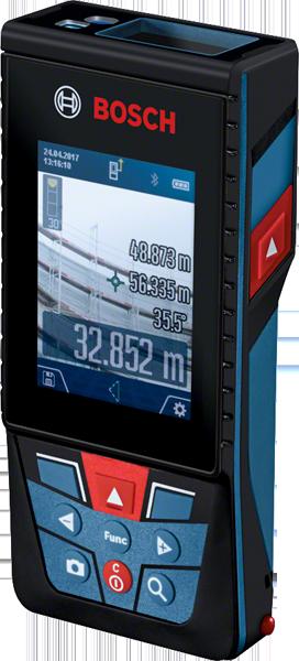 Télémètre connecté avec caméra GLM 120C