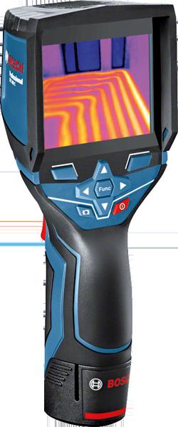 Caméra thermique GTC 400C L-BOXX connectée