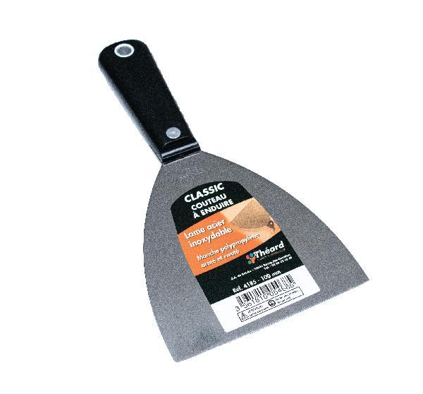 Couteau à enduire CLASSIC inox 10cm